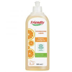 Средство для мытья посуды, Friendly Organic