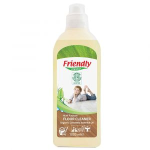Моющее средство для пола и кафеля, Friendly Organic