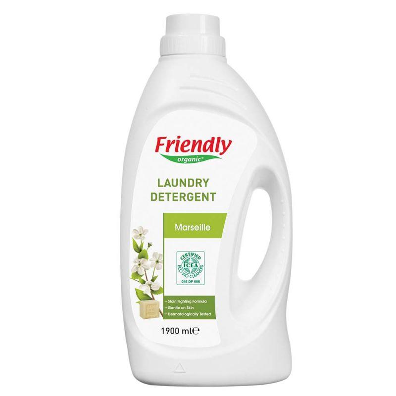 Жидкий гель для стирки, Friendly Organic
