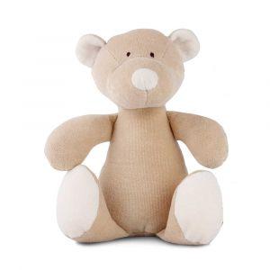 """Мягкая игрушка """"Медвежонок Тедди"""", Wooly Organic"""
