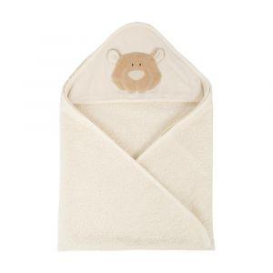 "Полотенце с уголком ""Медвежонок"", Wooly Organic"