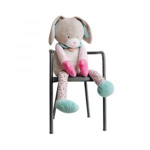 "Мягкая игрушка ""Кролик  Choupi"" (80 см), Doudou et Compagnie"