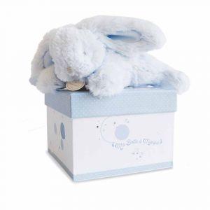 """Мягкая музыкальная игрушка """"Кролик"""" (20 см), Doudou et Compagnie"""