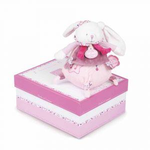 """Мягкая музыкальная игрушка """"Кролик"""",  Doudou et Compagnie"""