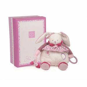 """Мягкая развивающая игрушка """"Кролик"""", Doudou et Compagnie"""