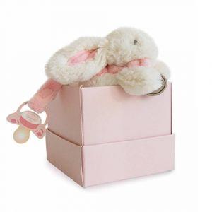 """Мягкая игрушка-держатель сосок """"Кролик"""", Doudou et Compagnie"""