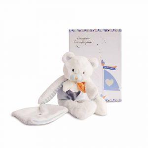 "Мягкая игрушка ""Медвежонок"" (30 см), Doudou et Compagnie"