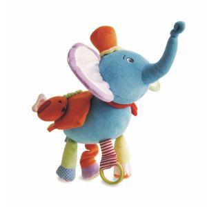 """Мягкая развивающая игрушка """"Слон"""", Doudou et Compagnie"""