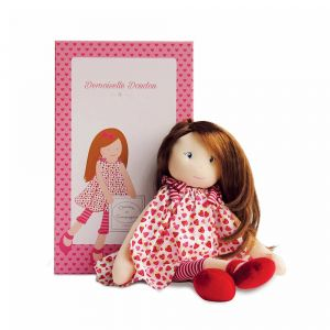 """Мягкая игрушка """"Кукла Шарлотта"""", Doudou et Compagnie"""