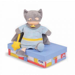 "Мягкая игрушка-кукла ""Супергерой"", Doudou et Compagnie"