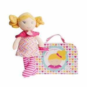"""Мягкая игрушка-кукла """"Капучине"""", Doudou et Compagnie"""