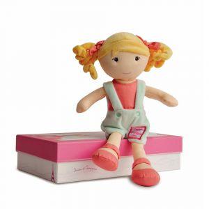 "Мягкая игрушка-кукла ""Джульетта"", Doudou et Compagnie"