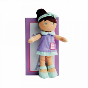 """Мягкая игрушка-кукла """"Алиса"""", Doudou et Compagnie"""
