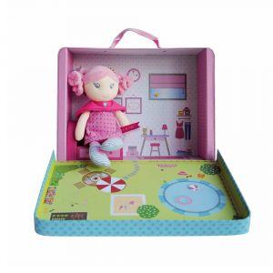 """Кукольный набор """"Кукла и домик"""", Doudou et Compagnie"""