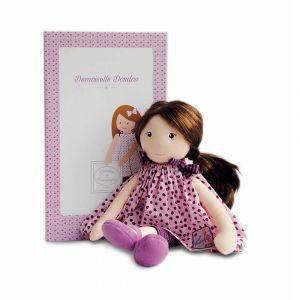 """Мягкая игрушка-кукла """"Виолетта"""", Doudou et Compagnie"""