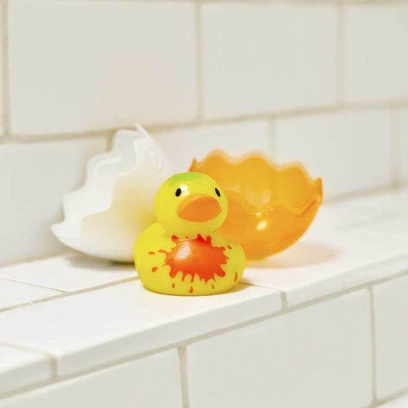 """Игрушка для ванной """"Маленькая уточка"""", Munchkin"""