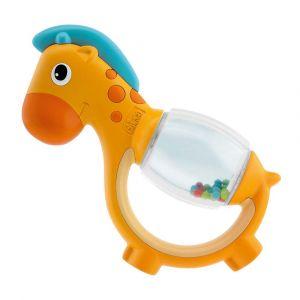 """Игрушка-погремушка """"Жирафа"""", Chicco"""