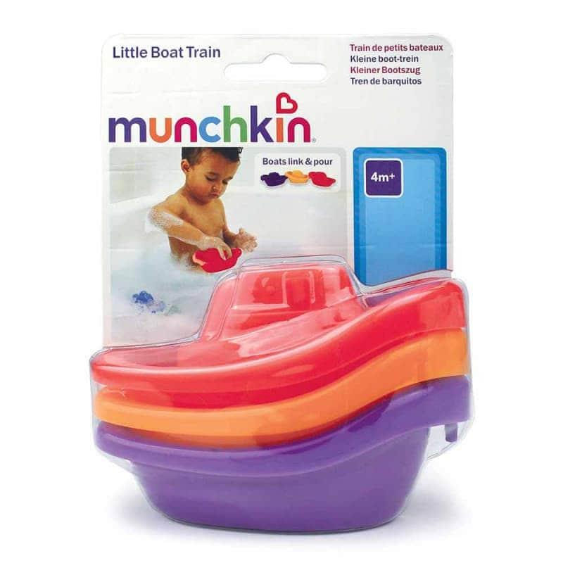 """Игрушка для ванной """"Речной трамвай"""", Munchkin"""