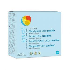 Органический порошок для цветных тканей, Sonett