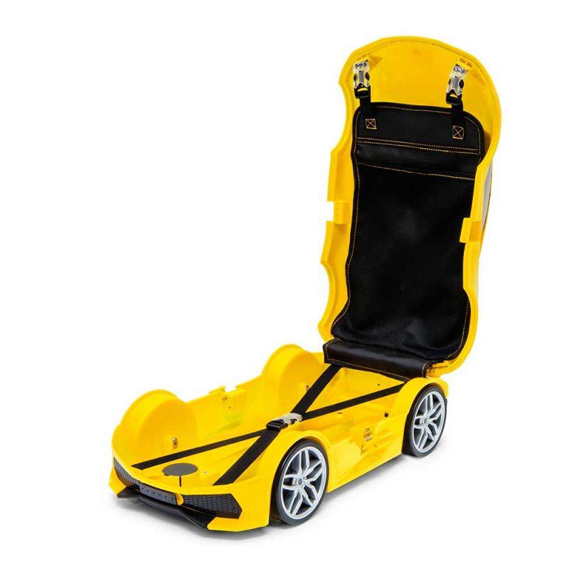 """Детский чемодан-машинка """"Lamborghini Huracan"""", Ridaz"""
