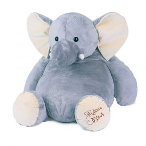 "Мягкая игрушка ""Слон Серый"", Histoire D'Ours"