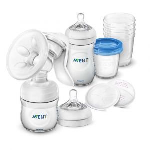 "Набор для сцеживания молока ""Comfort Breastfeeding Support Kit"", Philips Avent"