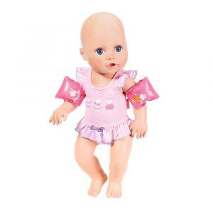 """Интерактивная кукла BABY ANNABELL """"НАУЧИ МЕНЯ ПЛАВАТЬ"""", Zapf"""