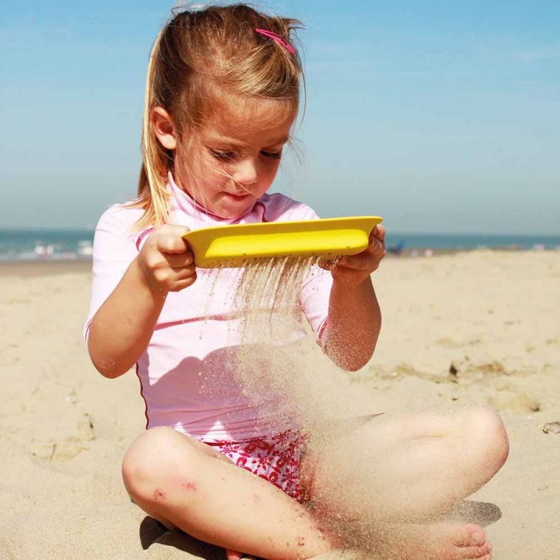 """Лопатка с ситом для песка и снега """"Scoppi"""", Quut"""