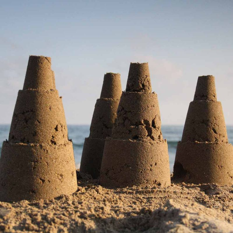 """Игровой набор для песка и снега """"Alto"""", Quut"""