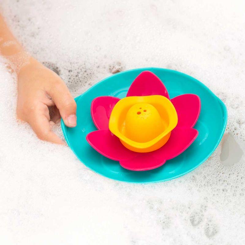 """Плавающий цветок для ванны """"Lili"""", Quut"""