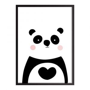 """Картина """"Панда"""", Cosas"""