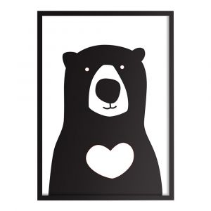 "Картина ""Большой медведь"", Cosas"