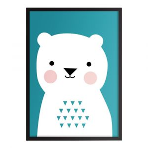 """Картина """"Белый медведь"""", Cosas"""