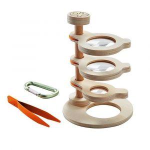 """Набор для склеивания """"Башня-микроскоп"""", Haba"""