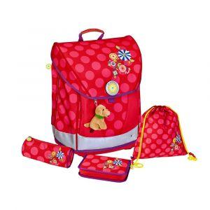 "Школьный рюкзак ""Цветы"", Die Spiegelburg"