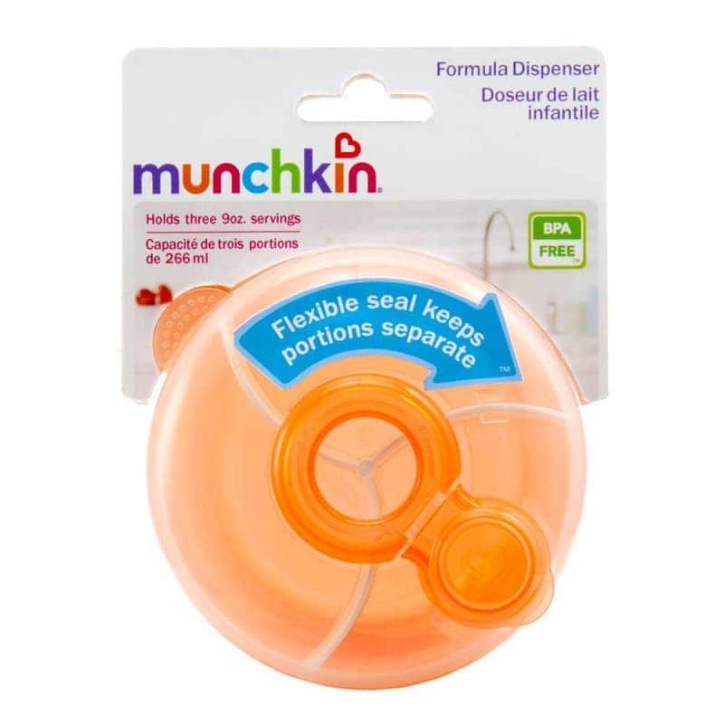 Контейнер для сухих смесей с дозатором, Munchkin