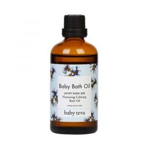 "Масло для купания младенцев ""Baby Bath Oil"", Baby Teva"