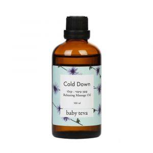 "Cогревающее масло при простуде ""Cold Down"", Baby Teva"
