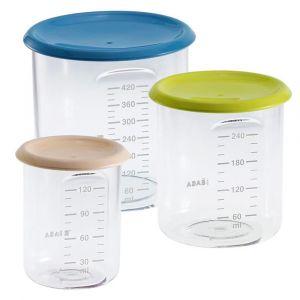 Набор контейнеров для хранения (3 шт.), Beaba