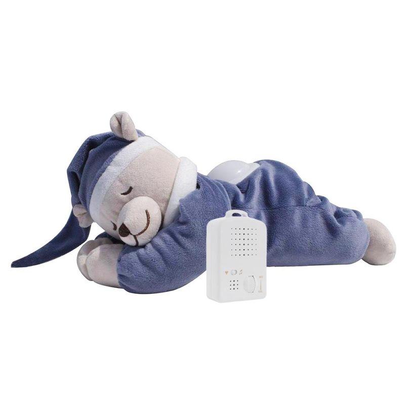 """Игрушка для сна """"Мишка Скай"""" с ночником, Doodoo"""