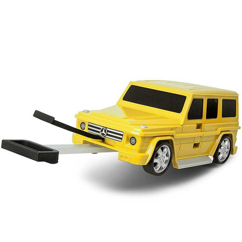 "Детский чемодан-машинка ""Mercedes-Benz G-Class"", Ridaz"