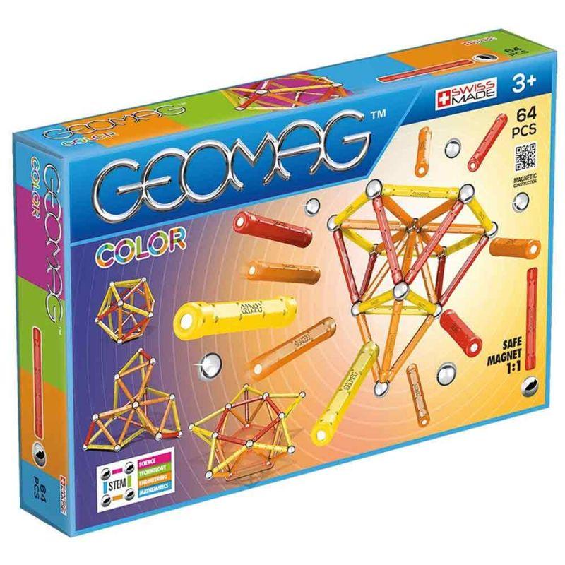 """Магнитный конструктор """"Color"""", Geomag"""
