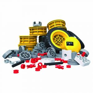 "Комплект аксессуаров ""Jimu Robot Accessory Kit - Wheels"", Ubtech"