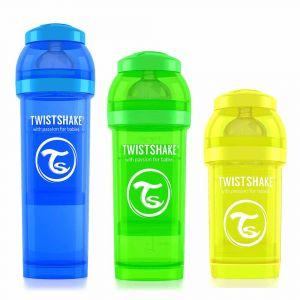 Антиколиковая бутылочка, Twistshake