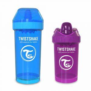 Чашка-непроливайка, Twistshake