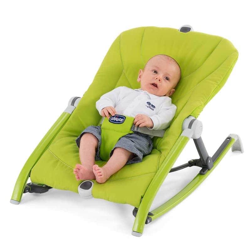 Кресло-качалка Pocket Relax, Chicco