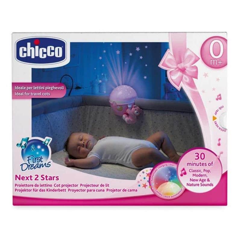 """Игрушка-проектор """"Next 2 Stars"""", Chicco"""