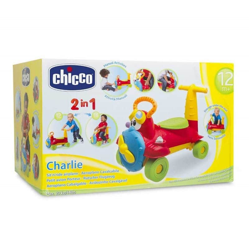 "Игрушка для катания ""Sky Rider"", Chicco"
