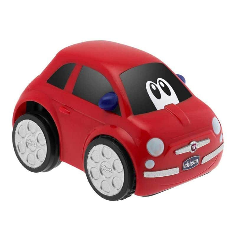 """Инерционная игрушка """"FIAT 500"""", Chicco"""
