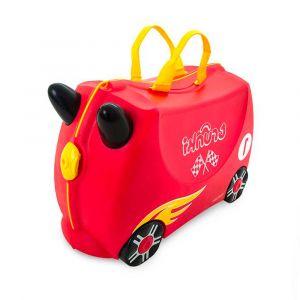 "Детский чемодан ""Rocco Race Car"", Trunki"
